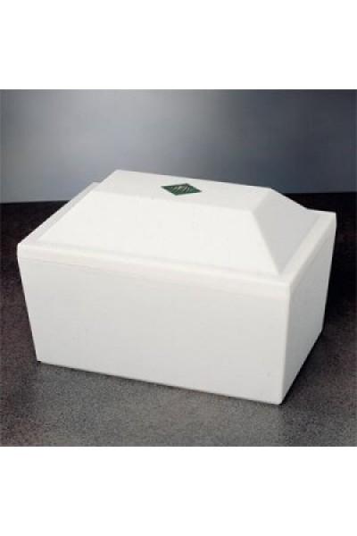White Urn Vault #3VW805